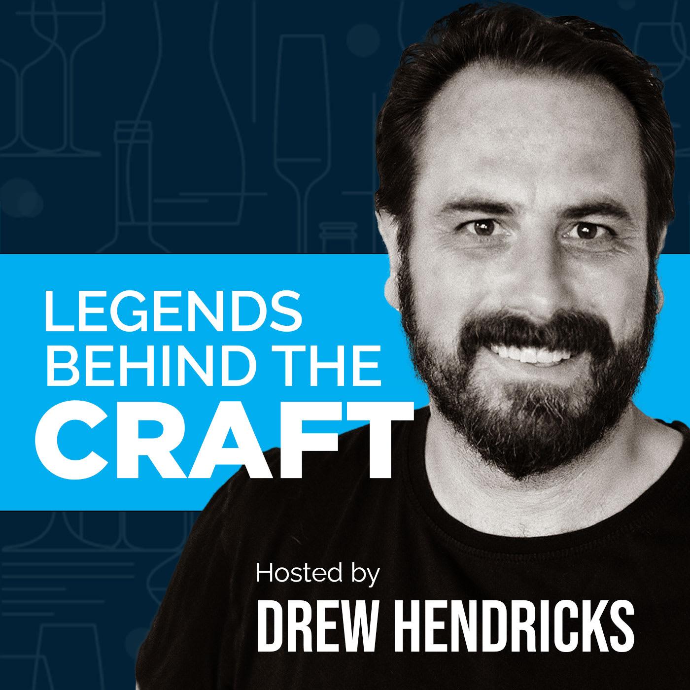 Drew Hendricks - Legends Behinds the Craft