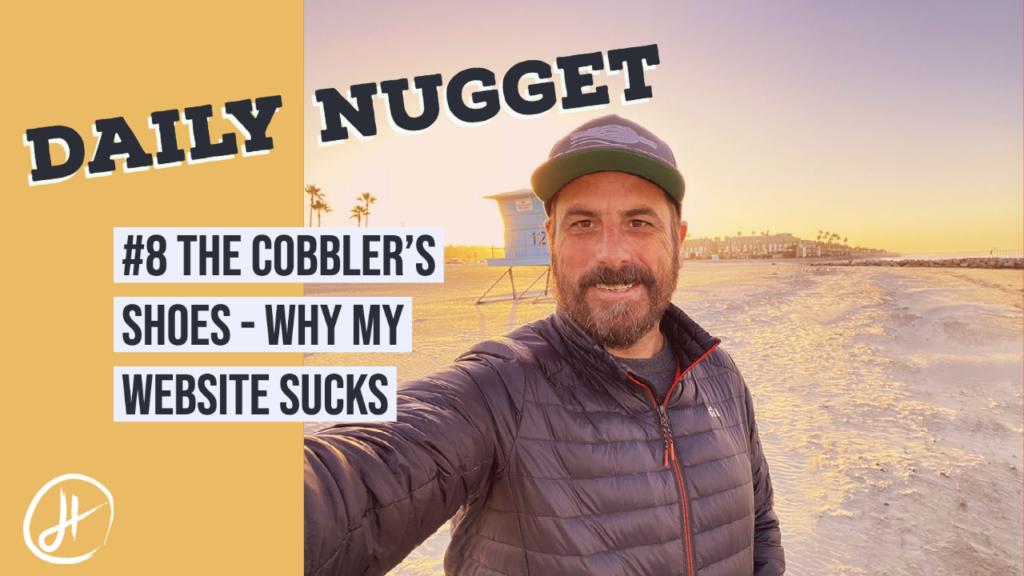 #8 Daily Nugget - Drew Hendricks